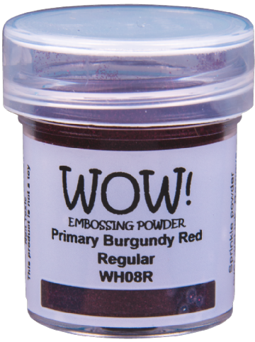 WH08 Burgundy Red